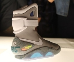 Nike designer says self-lacing 'Back to the Future' shoes will arrive in 2015 | Structures | Scoop.it