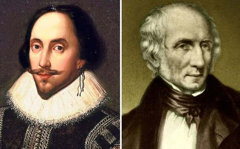 Shakespeare and Wordsworth boost the brain, new research reveals - Telegraph | Litty things which interest me | Scoop.it