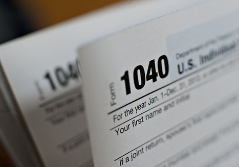 Doing your taxes? What to expect from the new Form 1040 | The Twinkie Awards | Scoop.it