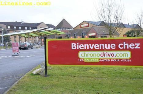 Drive : les Français ne veulent pas payer / Les actus / LA DISTRIBUTION - LINEAIRES, le mensuel de la distribution alimentaire | Le BCC! InfoMarques - Toute l'actualité des marques et des enseignes | Scoop.it