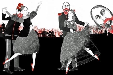 SARA MORANTE, Exposición de 10 dibujos, hasta el 31 de mayo de 2012, Camargo, Cantabria. | MARATÓN DE CITAS | Scoop.it