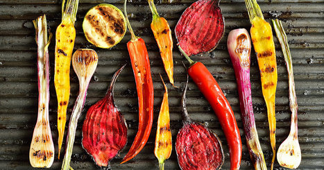 How to Grill All the Best Vegetables, According to Alex Guarnaschelli | LibertyE Global Renaissance | Scoop.it