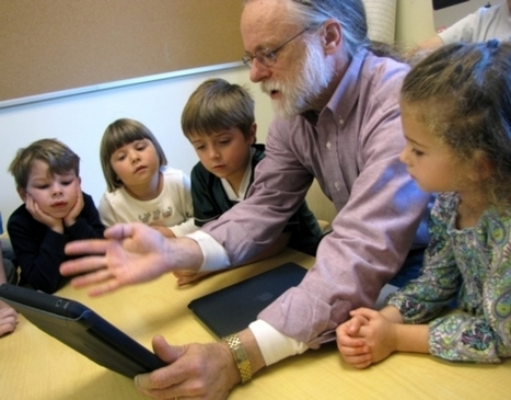 CLDC - Best Practices Examples | Technology in the early childhood classroom | Scoop.it