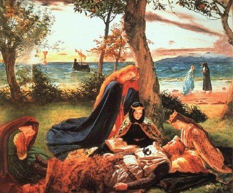 Avalon, un espacio/tiempo mágico | El Rey Arturo | Scoop.it