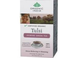 Organic India's Tulsi Green tea | Natural Health Products, Organic Food & Health Supplements | Scoop.it