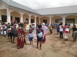Comienzan las clases en el Colegio de Ashalaja (Ghana) - ONGD SED   mapuntocom   Scoop.it