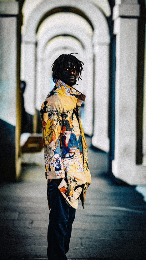 Ikiré Jones' Stunning New Fashion Editorial Tackles Perceptions Of African Men In Europe | Afrodizziak | Scoop.it