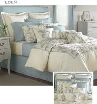 Luxury Sanctuary Blue Duvet Cover Set in Canada | Backs2Beds | Buy Online Office & Home Furniture at Backs2Beds.ca | Scoop.it