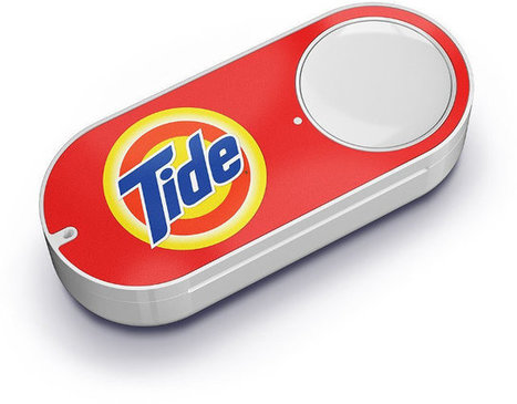 $5 Amazon Dash Buttons Can Be Hacked as WiFi Logging Buttons | Raspberry Pi | Scoop.it