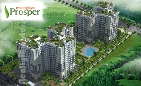2bhk,3bhk Property for sale in Bangalore - New Property in Bangalore - Maangalya Prosper Builder | Real Estate Property | Scoop.it