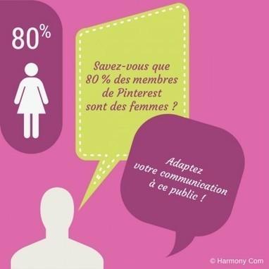 Quel est l'intérêt de Pinterest pour un indépendant ou une TPE ? | Les réseaux sociaux : quel usage dans les entreprises | Scoop.it