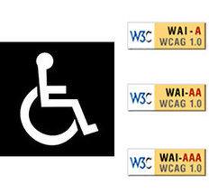 L'accessibilité des sites internet aux personnes handicapés | lucky-us | Scoop.it