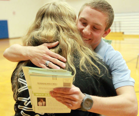Student Educates Classmates about Organ Donation - Twin Falls Times-News   living organ donor   Scoop.it