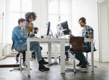 There's a Reason Millennials Want a Culture of Collaboration at Work - Huffington Post Canada | Cultivate. The Power of Winning Relationships | Scoop.it