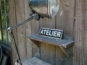Créer une #lampe de salon de #2CV #idée #DIY #récup | Best of coin des bricoleurs | Scoop.it