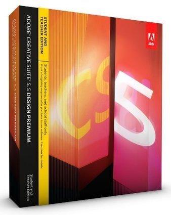 Android Tablet 3.0: Adobe CS5.5 Design Premium Student and ...   Digital & Print Branding   Scoop.it