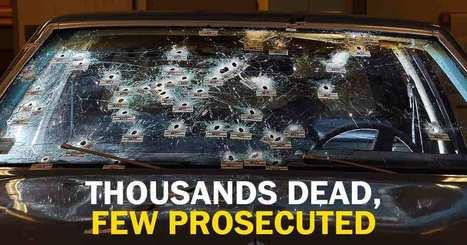 Thousands dead, few prosecuted: US justice   Daraja.net   Scoop.it