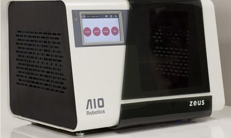 ZEUS, imprimante, scanner et fax 3D | 3D Printing | Scoop.it