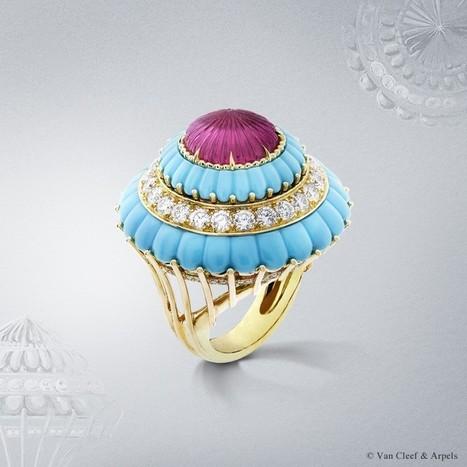 Stylish Bridal Diamond Jewelry Latest Collection 2013   fashion   Scoop.it