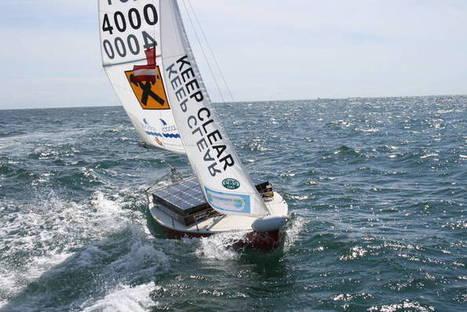 Roboat, le voilier robotisé s'attaque à un tout nouveau record   Robolution Capital   Scoop.it