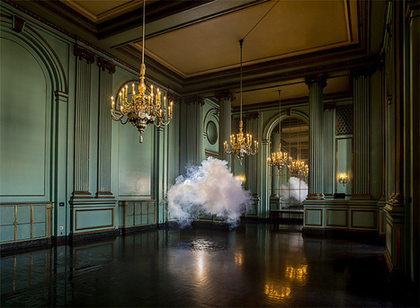 Indoor Clouds created by Berndnaut Smilde | Hi-Fructose Magazine | Médiation culturelle, art contemporain et publics réfractaires | Scoop.it