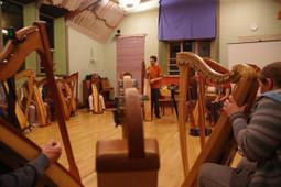 De Retour des Rencontres Nordiques de Harpe - HarpeCeltiqueBlog.com   A propos de harpe   Scoop.it