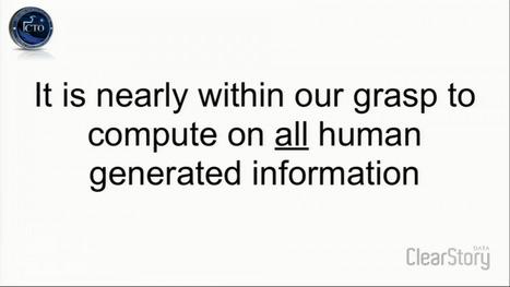 CIA : Big Data Is The Future And We Own It | Mediawijsheid in het VO | Scoop.it