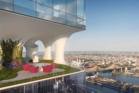The New York Skyline Is Going Green - Garden Collage | Balcony Gardening | Scoop.it