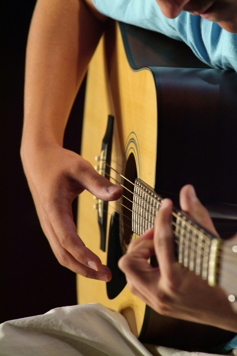Music therapy program helps veterans heal | Military Music Therapy | Scoop.it