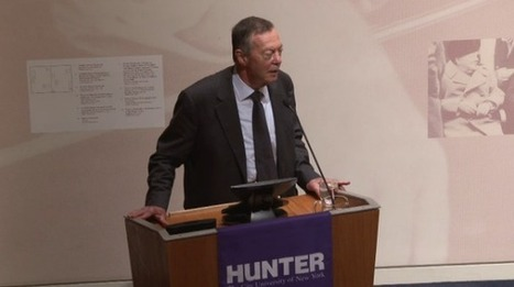 "Aryeh Neier – ""The International Human Rights Movement: Its Accomplishments and Its Challenges"" - Roosevelt House Public Policy Institute at Hunter College 