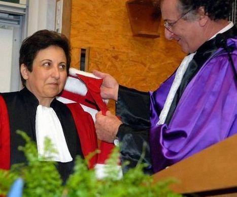 Nouvelle République : Le prix Nobel de la paix 2003 à Châtellerault mercredi - | ChâtelleraultActu | Scoop.it