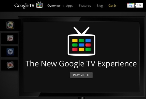 Google TV - Overview | Content Strategy |Brand Development |Organic SEO | Scoop.it
