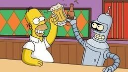 Cuando Homer Simpson conoció a Peter Griffin y otros extraños ... - Gonzoo | Cómics y lectura | Scoop.it