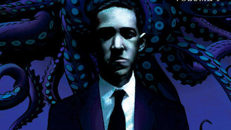 Providence Kindles Love Of Horror Writer H.P. Lovecraft | Transmedia Storytelling | Scoop.it