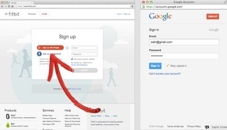 Google annonce Google+ Sign-In | Android for Business | Scoop.it