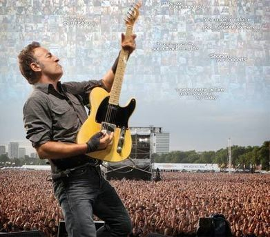 Bruce Springsteen Fan Documentary 'Springsteen & I' Getting DVD Release with Bonus Performance Footage - Exclaim | Bruce Springsteen | Scoop.it