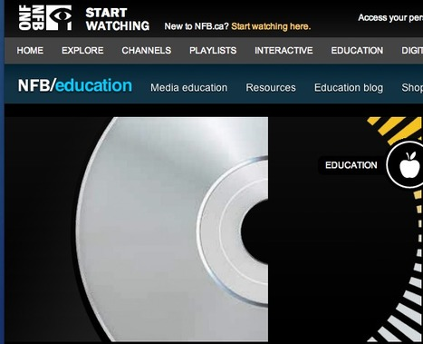 NFB/education - National Film Board of Canada | Video for Learning | Scoop.it