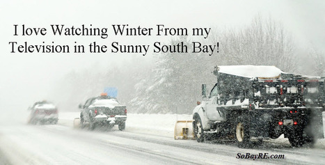 Winter in the South Bay | South Bay Investments | Scoop.it