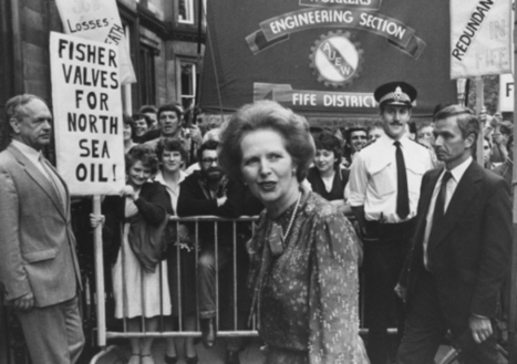 Ross Martin: How Thatcher plays in the referendum | Referendum 2014 | Scoop.it