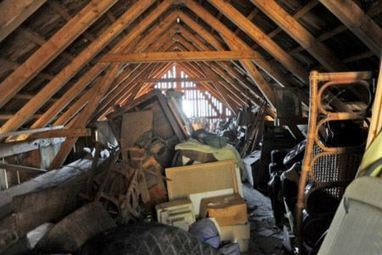 10 Most Incredible Things Found In Attics | Strange days indeed... | Scoop.it