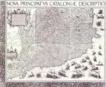 LES OVELLES ELÈCTRIQUES: Evolució del mapa de Catalunya ... | TIG | Scoop.it