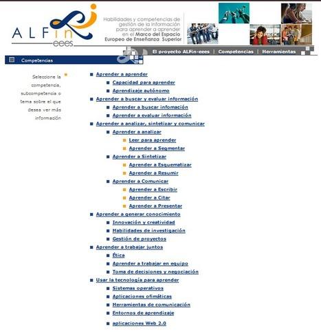 Alfin EEES | Bibliotecas Escolares Argentinas | Scoop.it
