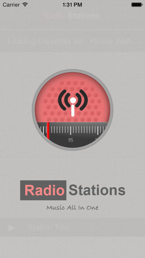 App Shopper: Free Online Radio – Music Stations List (Music) | Free Online Radio – Music Stations List | Scoop.it