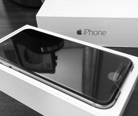 Venda do iPhone 6 nas primeiras semanas é bem maior que a de seus antecessores   Apple iOS News   Scoop.it