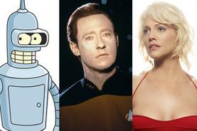 The 10 Best Robots in TV History - HitFix | humanlike robots | Scoop.it