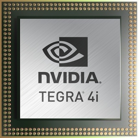 NVIDIA announces Tegra 4i with integrated 4G LTE | WorldGeek | Scoop.it