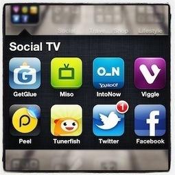 Social TV Grows Up: Communities and Advertisers Flock   SocialTVNews   Scoop.it
