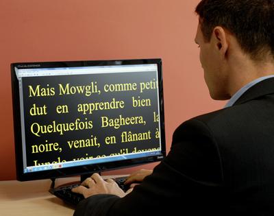 Bibliothèque Numérique Francophone Accessible | Vers un EPN inclusif | Scoop.it