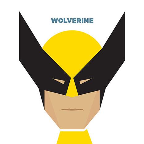 25 Beautiful Super Heros Illustrations by Jag Nagra | super heros | Scoop.it