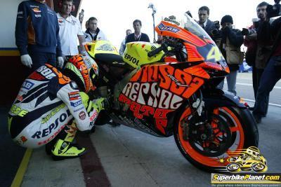 Rossi: Last Chance at Racing Immortality | SuperbikePlanet.com | GOSSIP, NEWS & SPORT! | Scoop.it